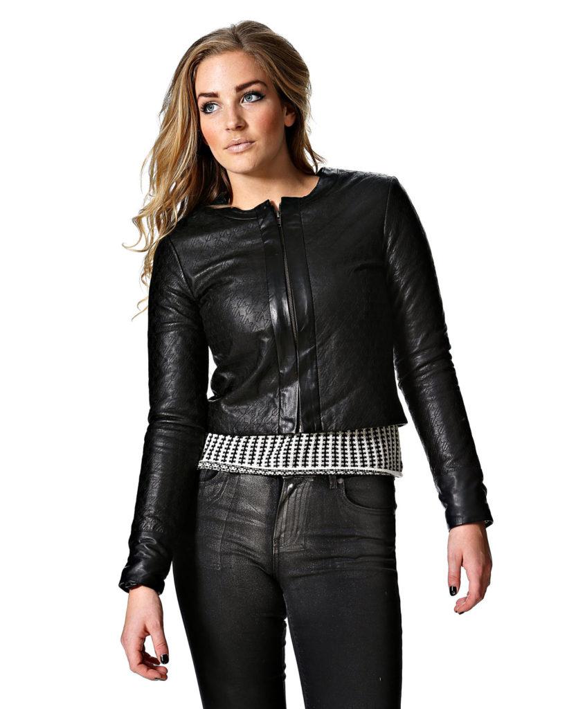78580695782 Læderjakker til kvinder - Find trendy læderjakker og gode råd her!