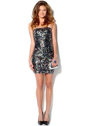 Multi tube kjole fra VILA