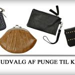 Kæmpe udvalg af punge til kvinder