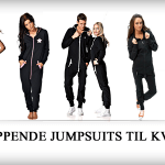 Afslappende jumpsuit til kvinder